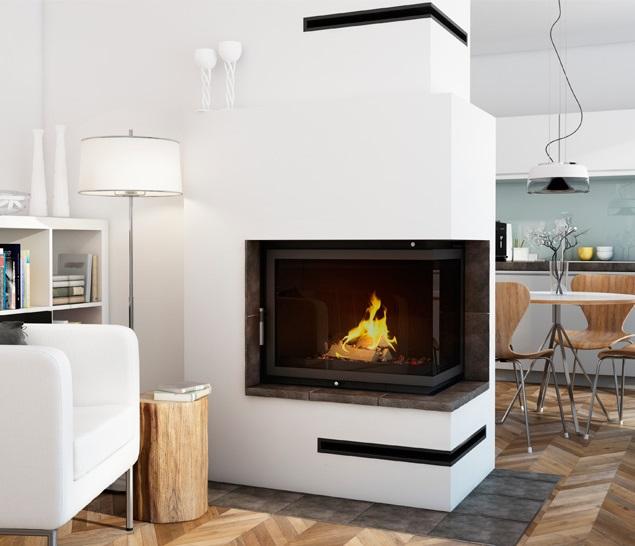 kamin modern ma e inspirierendes design f r. Black Bedroom Furniture Sets. Home Design Ideas