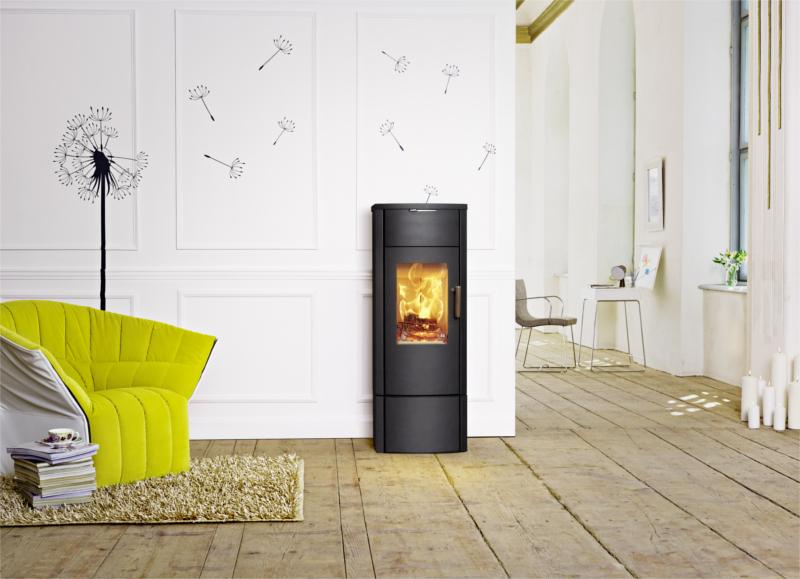 austroflamm jini xtra 4 kw stahl gussgrau kaminofen raumluftunabh ngig dibt. Black Bedroom Furniture Sets. Home Design Ideas