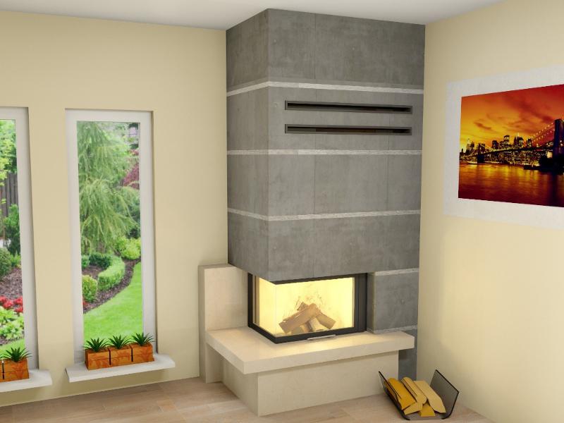 hajduk eckkamineinsatz kaufen. Black Bedroom Furniture Sets. Home Design Ideas