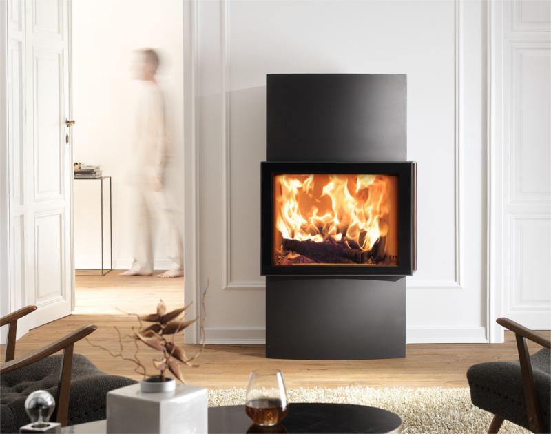 austroflamm lounge 8 kw stahl kaminofen raumluftunabh ngig dibt. Black Bedroom Furniture Sets. Home Design Ideas