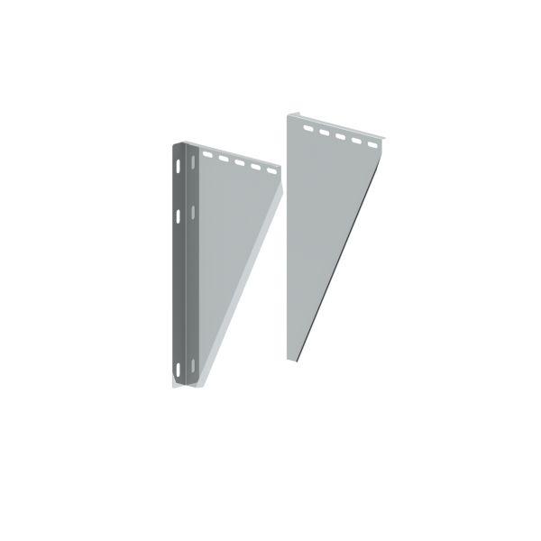 Wandkonsolblech 50-150 mm