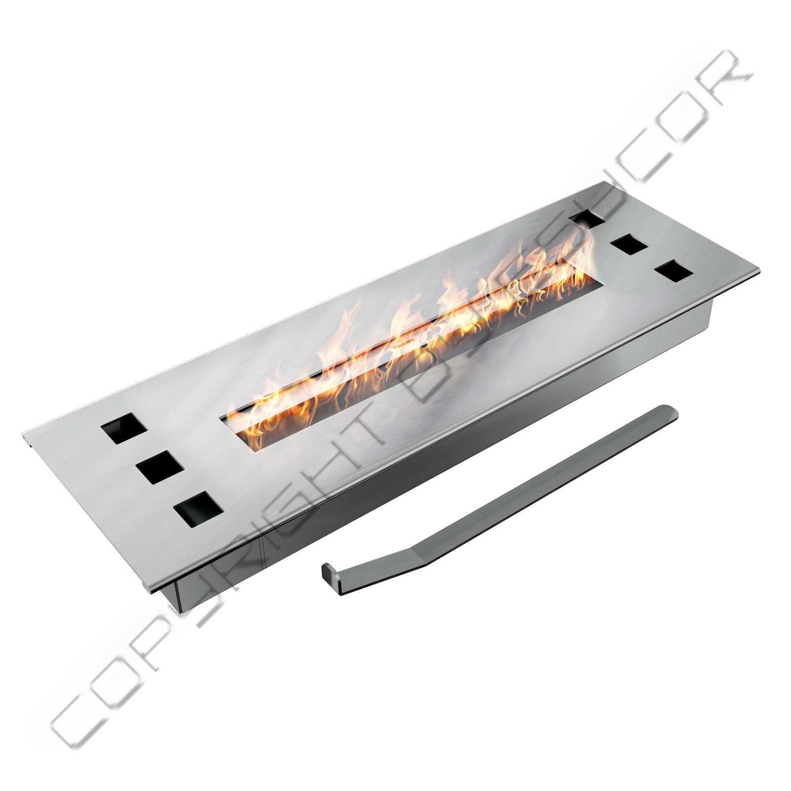 brennerbox mit aroma ltank f r ethanolkamin 1 2 liter brennboxen ethanolkamine kamine. Black Bedroom Furniture Sets. Home Design Ideas