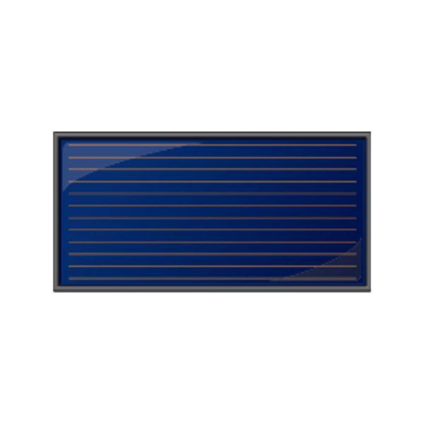Flachkollektor FKF200 horizontal