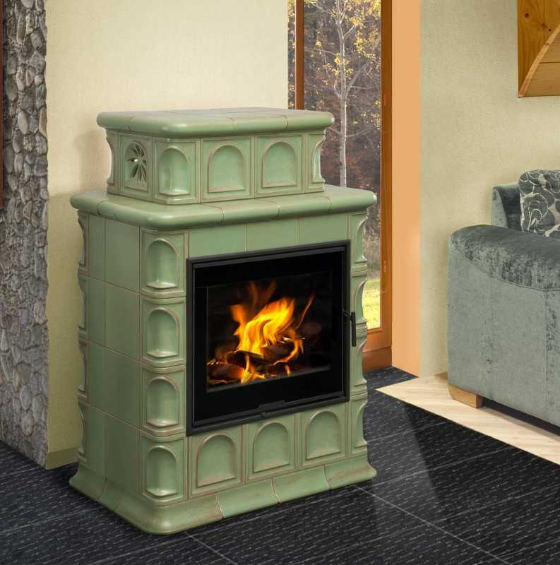 baracca 3 kaminofen kachelofen mit 8 kw. Black Bedroom Furniture Sets. Home Design Ideas