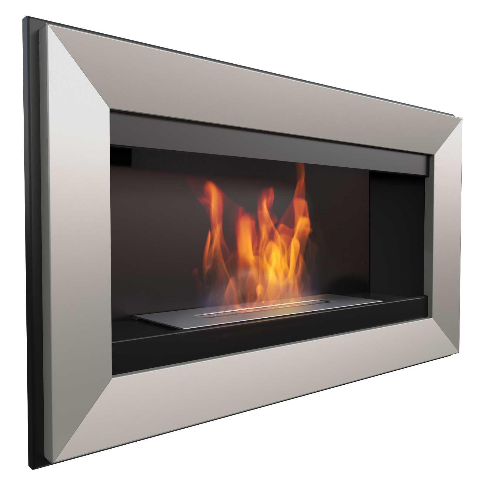 ethanol wandkamin charlie satin 2 5 kw 880 mm lang www. Black Bedroom Furniture Sets. Home Design Ideas