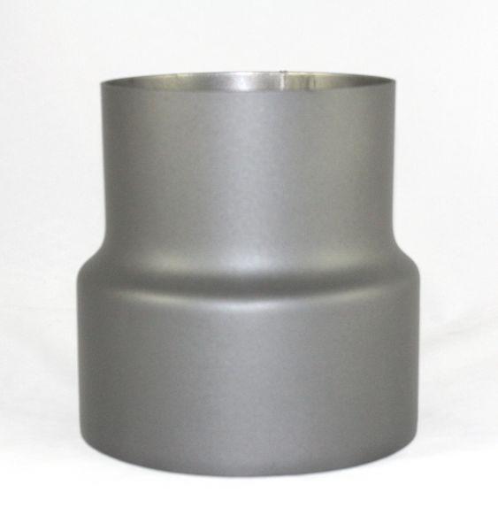 Reduzierung Ø150/130 mm, gussgrau