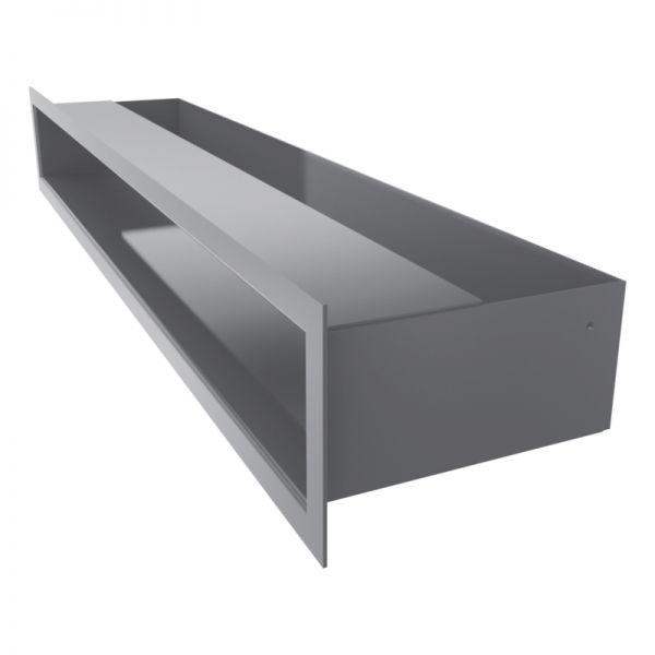 Luftleiste LUFT graphit 600 x 90 mm