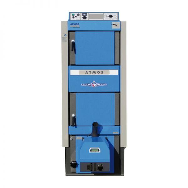 Pelletkessel Pelletheizung Atmos DC25 GSP