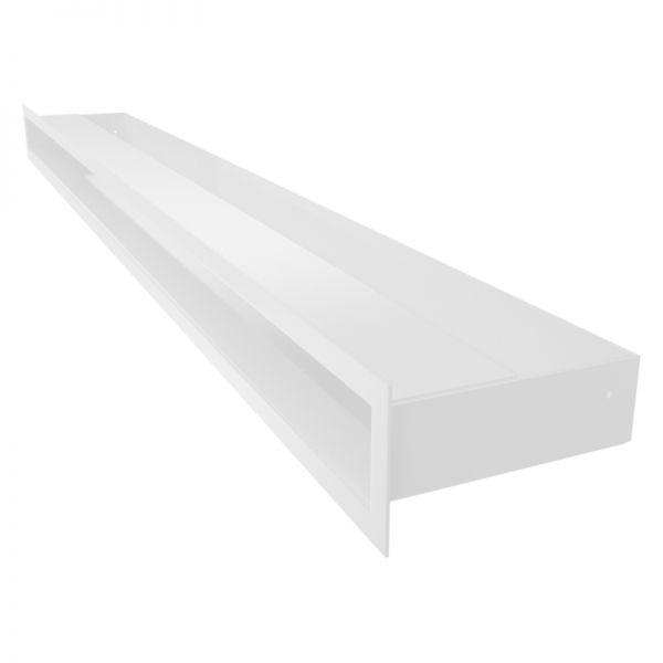 Lüftungsgitter LUFT weiß 1000 x 60 mm