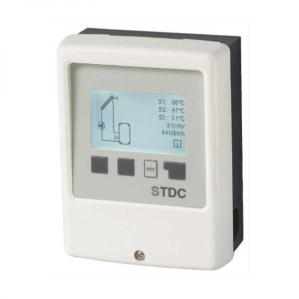 Sorel STDC Temperatur Differenz Controller
