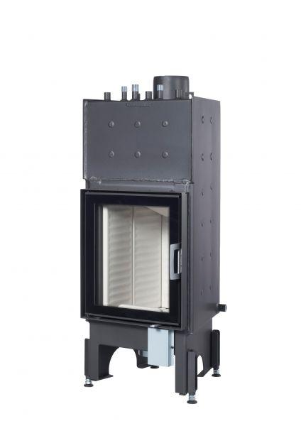 Kamineinsatz wasserführend 45x51K aquaHEAT 9 kW