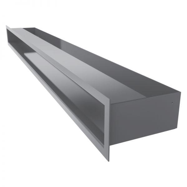 Luftleiste LUFT graphit 1000 x 90 mm