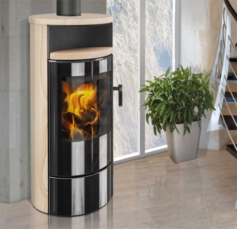 askja ex serie kaminofen mit 5 kw. Black Bedroom Furniture Sets. Home Design Ideas